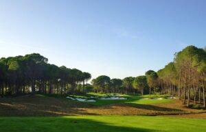 Antalya Golf Club, Pasha Course
