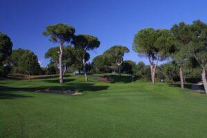 Gloria Golf Club, Old Course